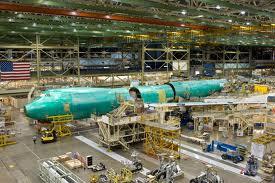 Boeingplant