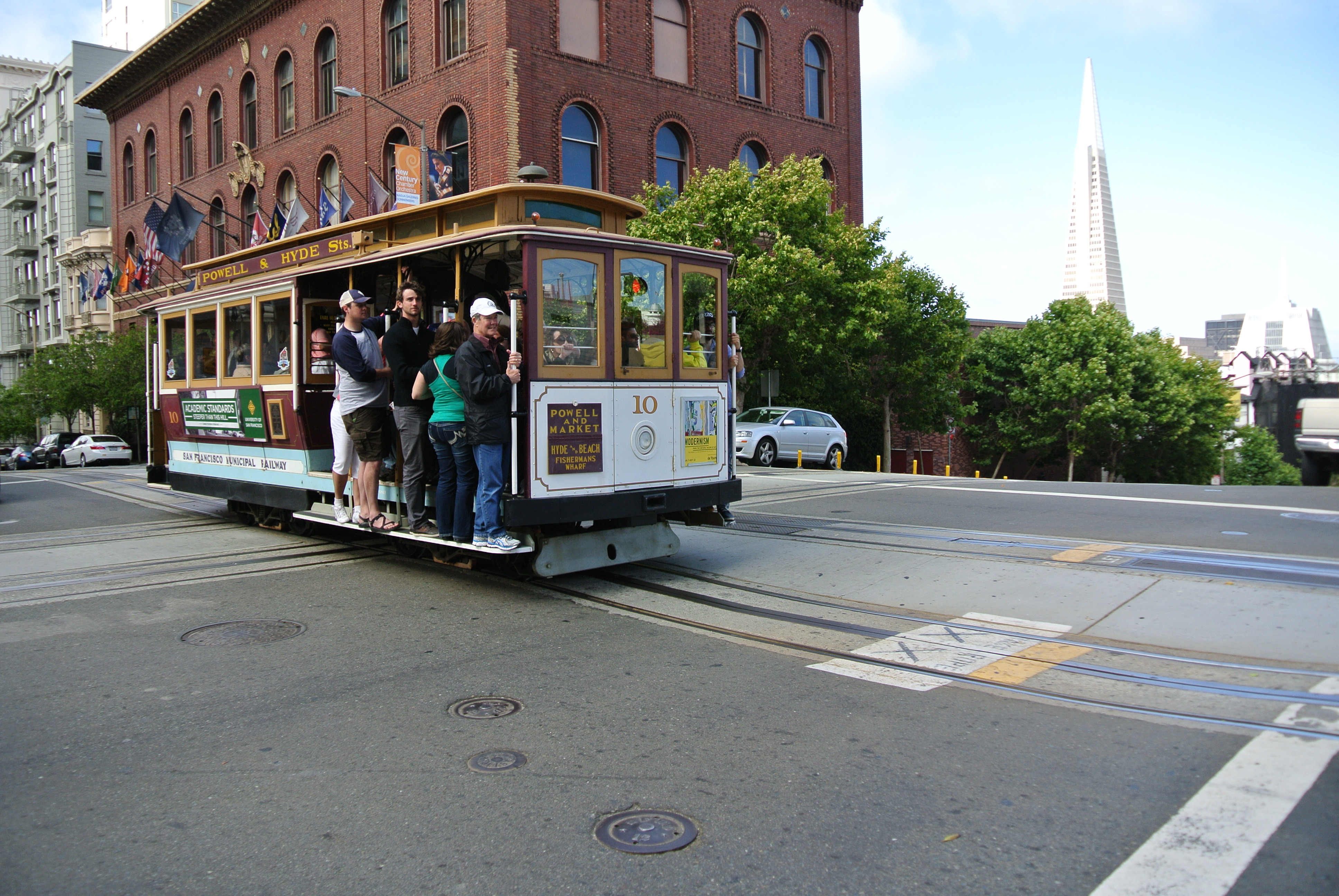 100 Ride A San Francisco Cable 48 Hours In San Francisco Cable Cars Travelling With Lyn Cable