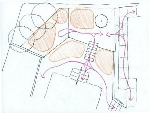 circulation and design sketch-2