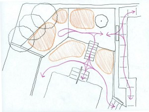 circulation and design sketch-2