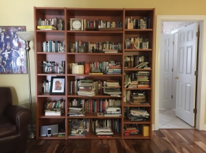 My Wife's Bookcase