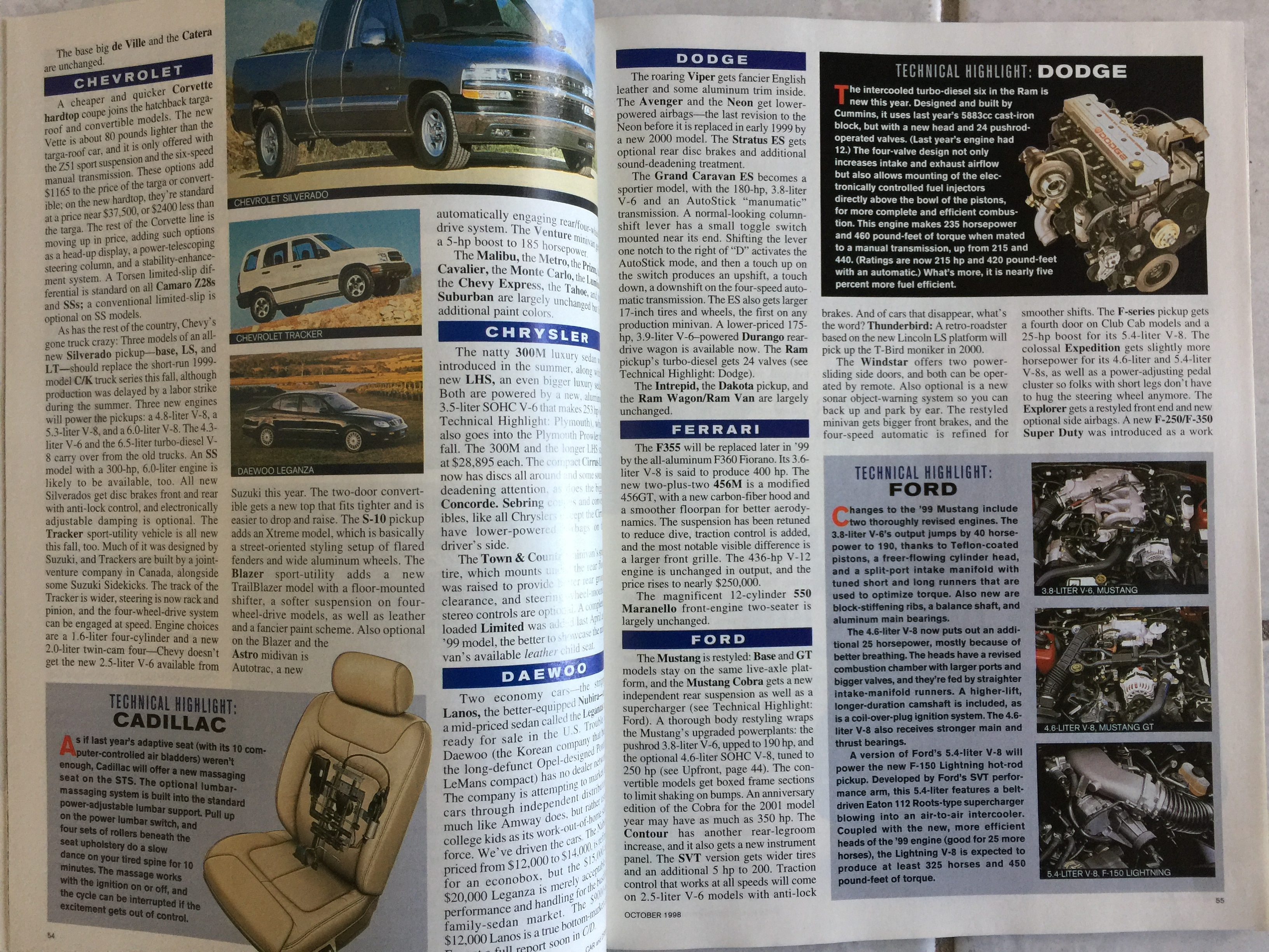 Old Car Magazines – onecreativescientist